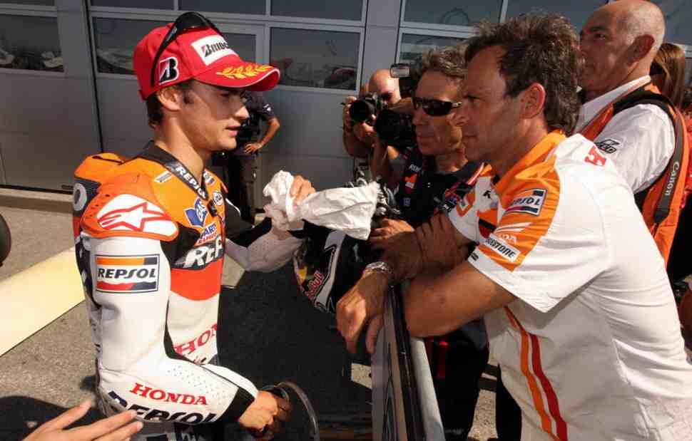 MotoGP: Расставание Педросы с Honda было предопределено, как и уход Лоренцо из Ducati