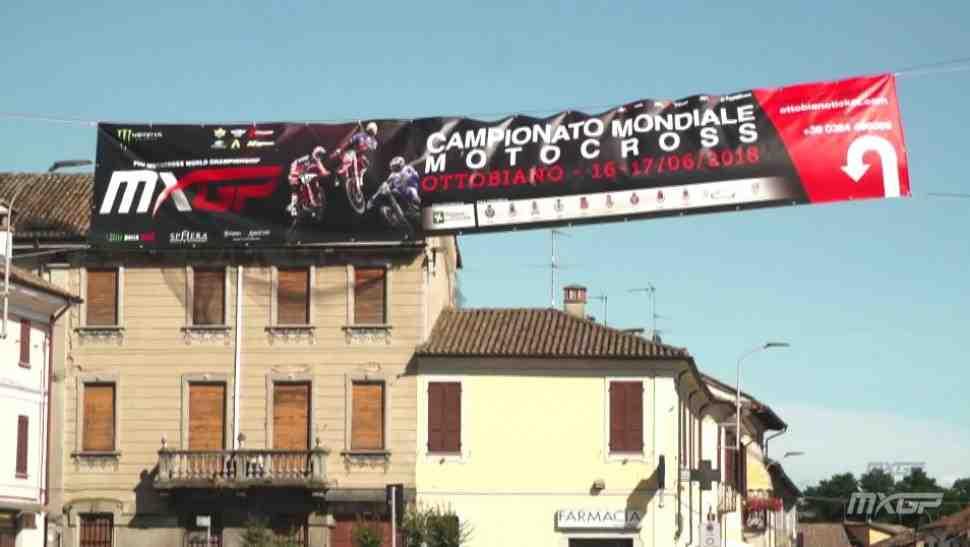 Мотокросс: MXGPLombardia в Ottobiano - расписание и хронометраж 11 этапа чемпионата Мира