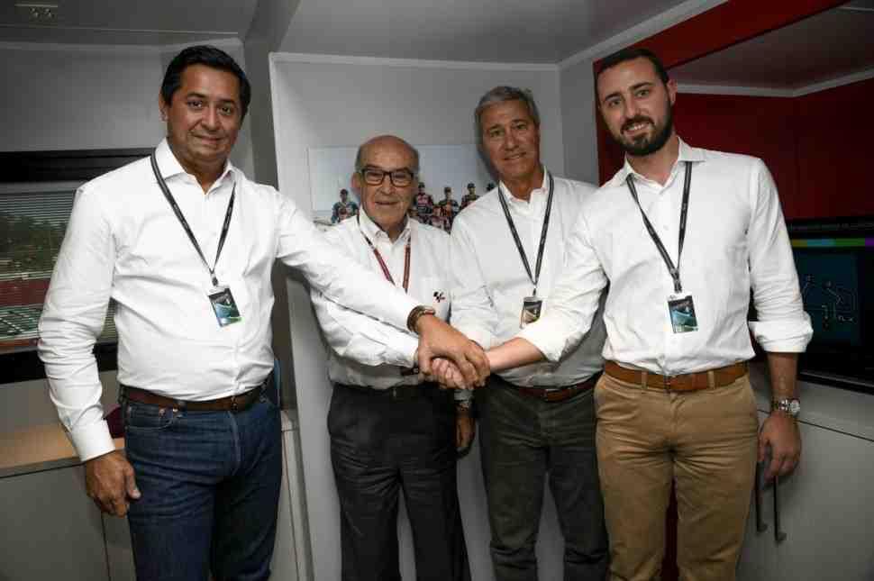 Рио-де-Жанейро может вернуться в календарь MotoGP