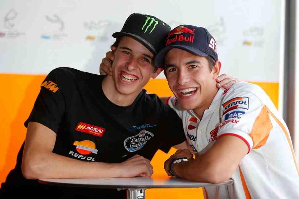 Маркес против Маркеса: Алекс вступит в MotoGP с Avintia Ducati