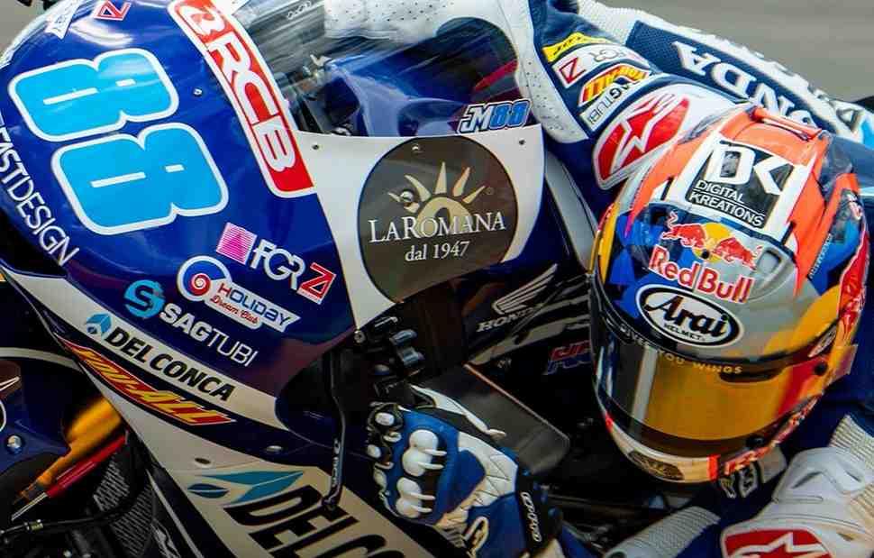 Moto3: Результаты Гран-При Германии