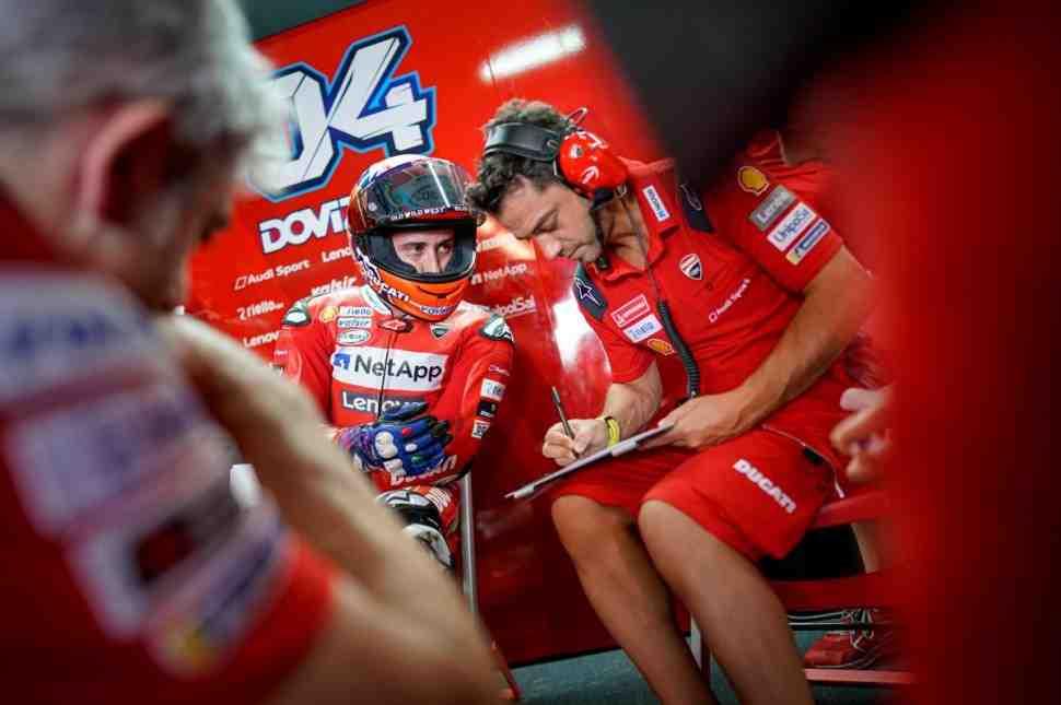 Андреа Довициозо признан годным для тестов MotoGP и Гран-При Испании
