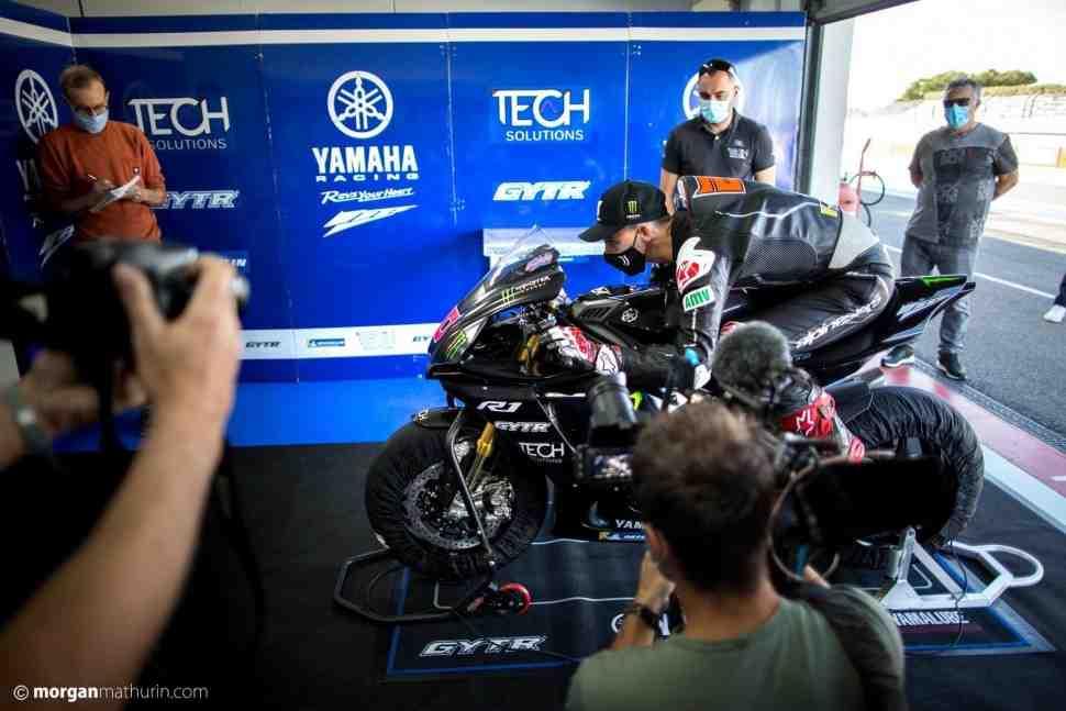 Фабио Куартараро и Гарсиа наказаны Дирекцией MotoGP за нарушение условий предсезонных тестов