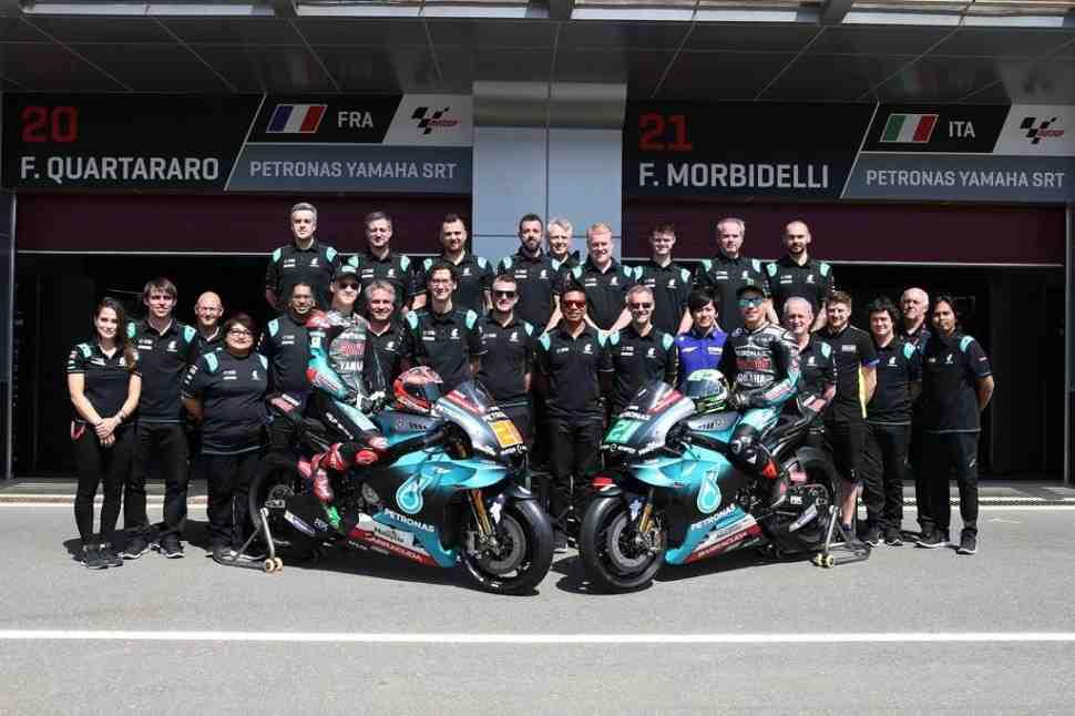 Менеджер Petronas Yamaha SRT MotoGP: Когда ждать анонс контракта с Валентино Росси