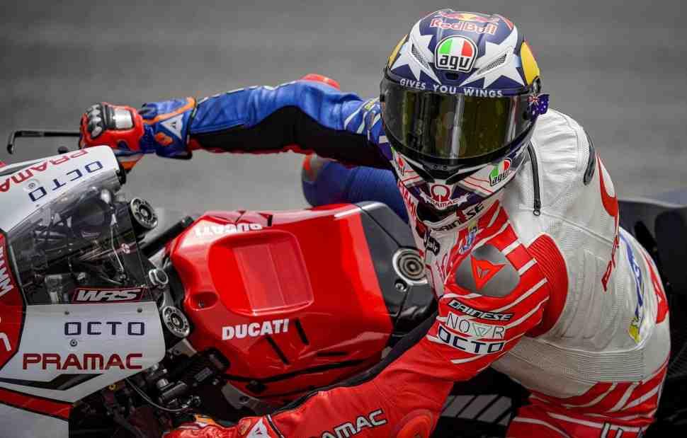 MotoGP - SpanishGP: Джек Миллер - в воскресенье пилот будет иметь большее значение, чем байк