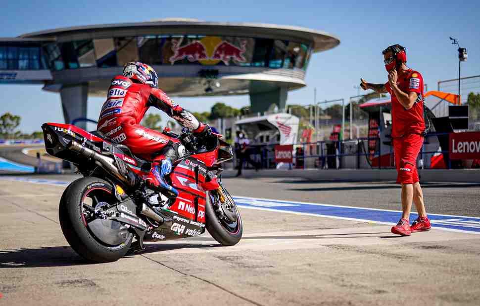 MotoGP 2020 - обратный отсчет: Каким видят Гран-При Испании пилоты Мото Гран-При после тестов