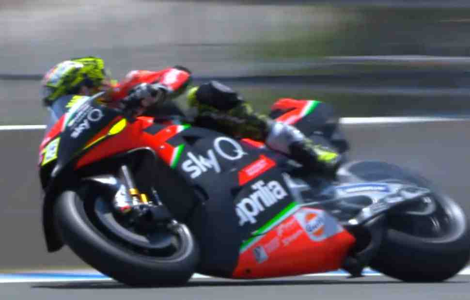 MotoGP: Подробности аварии Петруччи и Алекса Маркеса на тестах в Хересе