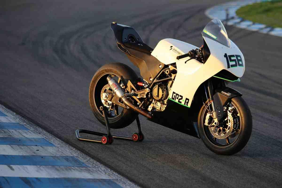 KTM ������������ � Kramer ��� �������� ��������� ������ GP2/Moto2 ��� ������������ �����