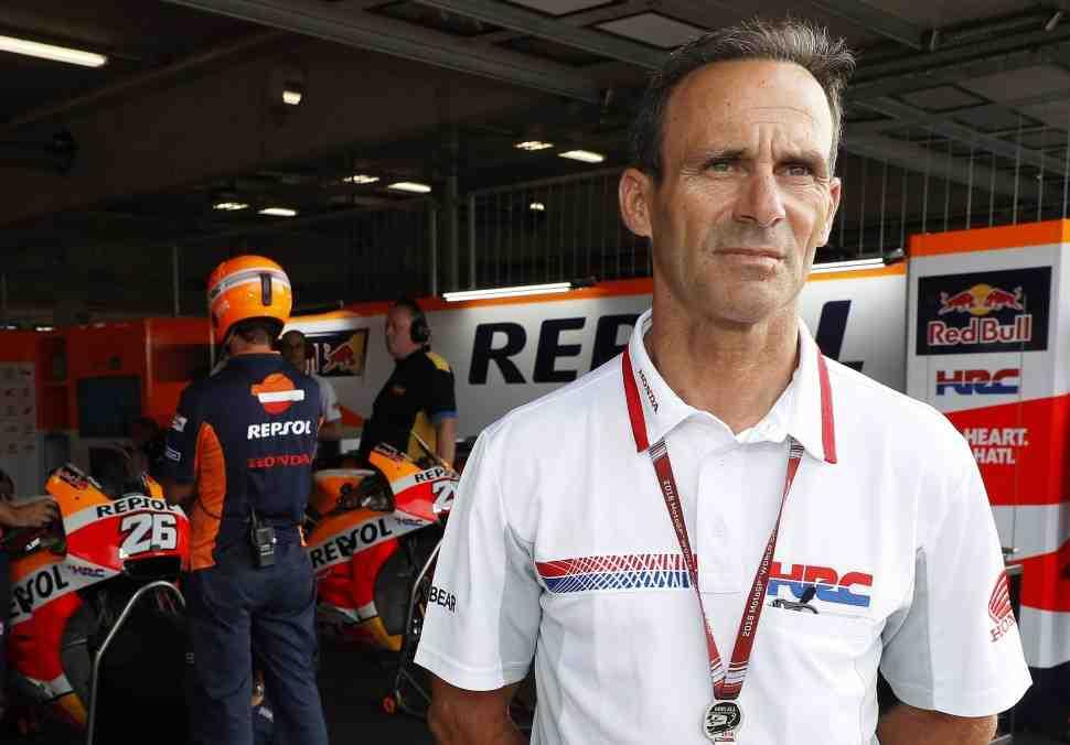MotoGP: Пуч - Решили, что если Марк не сможет убежать от Ducati, он дождется последнего круга