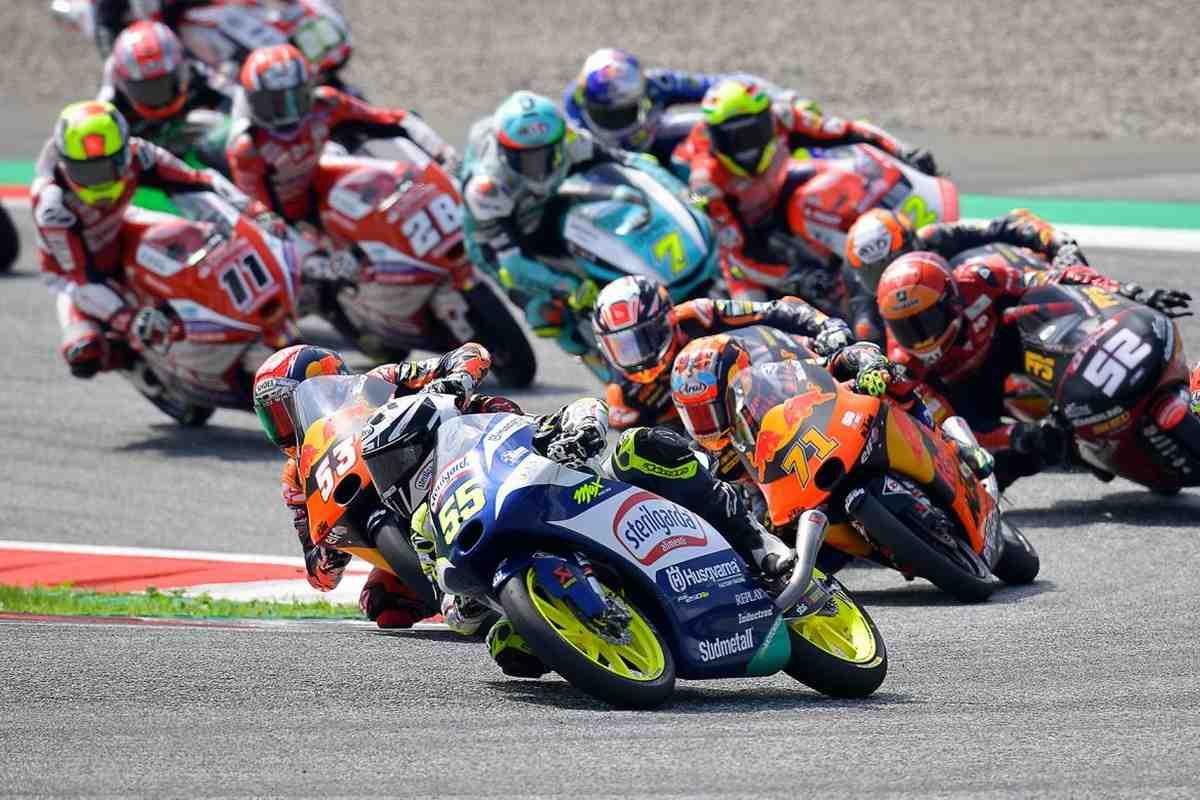 Moto3: Серхио Гарсия выиграл Гран-При Австрии в последнем повороте Red Bull Ring