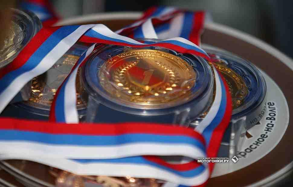 В Костромской области определились чемпионы России 2019 года по мотокроссу