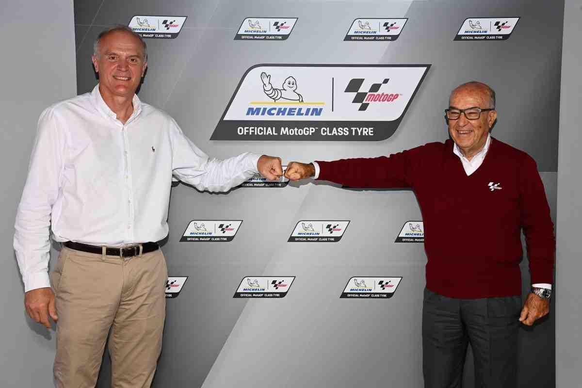 Michelin будет официальным поставщиком покрышек MotoGP до конца 2026 года