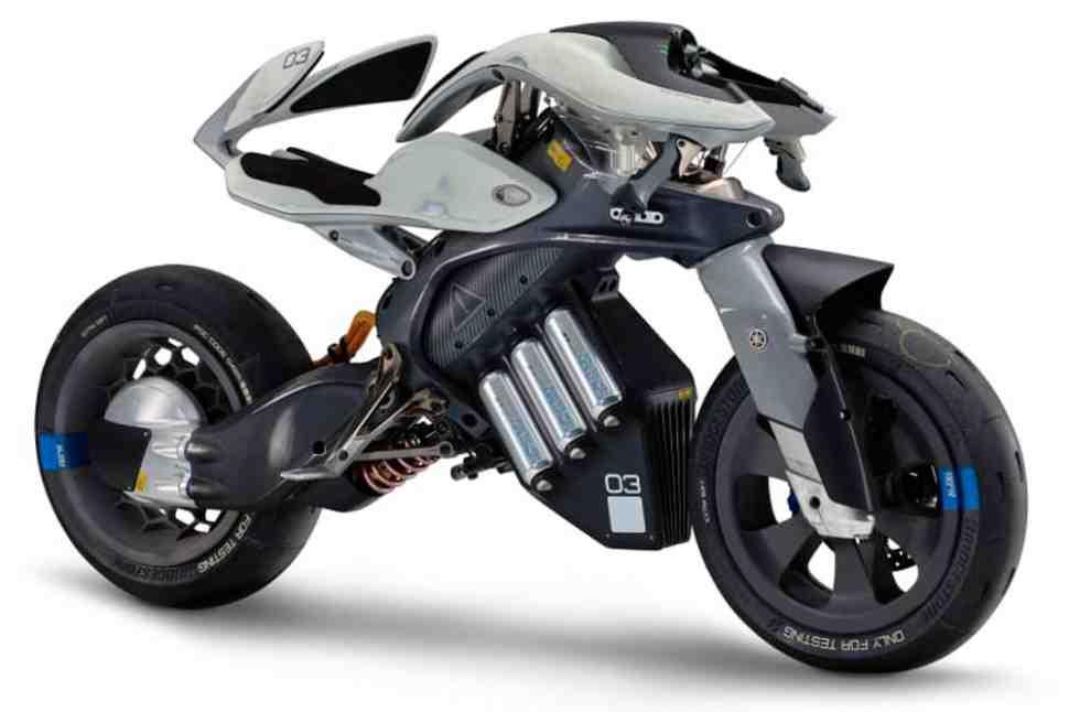 Концепт Yamaha MOTOROiD взял Гран-При на Red Dot Award 2018 за лучший дизайн