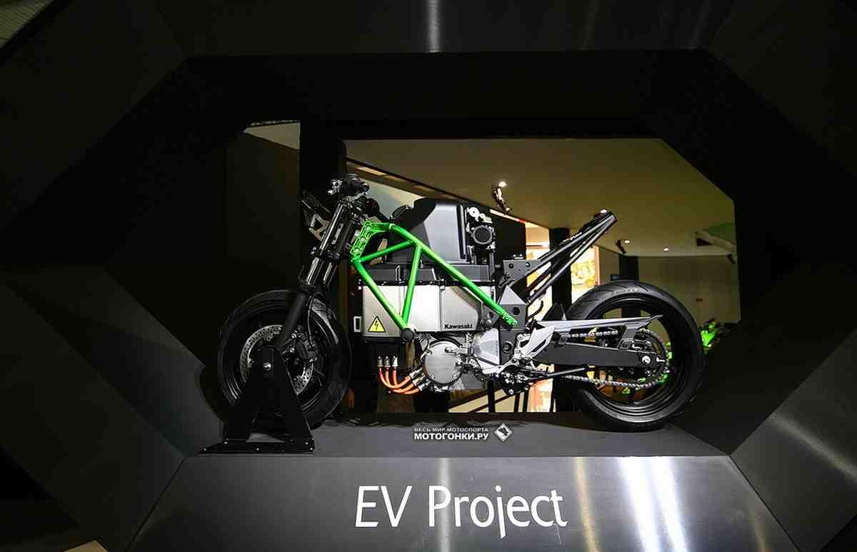 ����������� ����� Kawasaki Motors LTD: ������ ����� �� ��� � 2035 ����