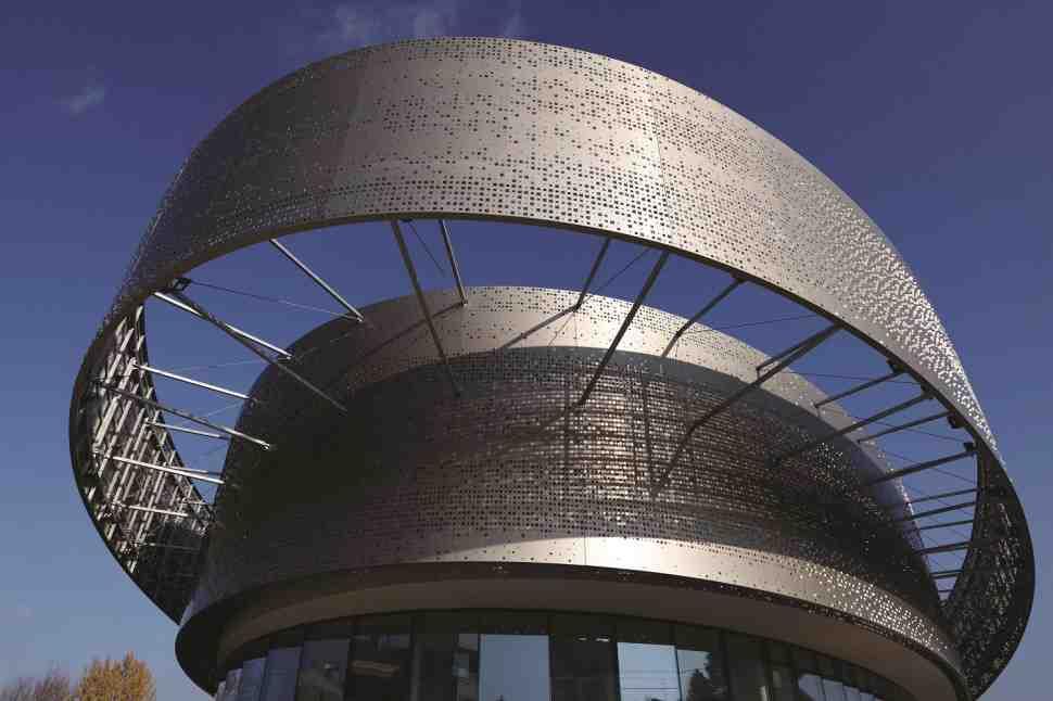 Motohall: новый дом KTM в Маттигхофене