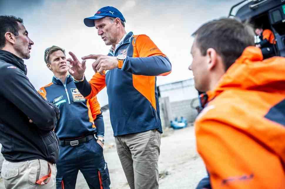 Риски скорости: Хайнц Кинигарднер - о приключении, вызовах и переменах на «Дакаре»