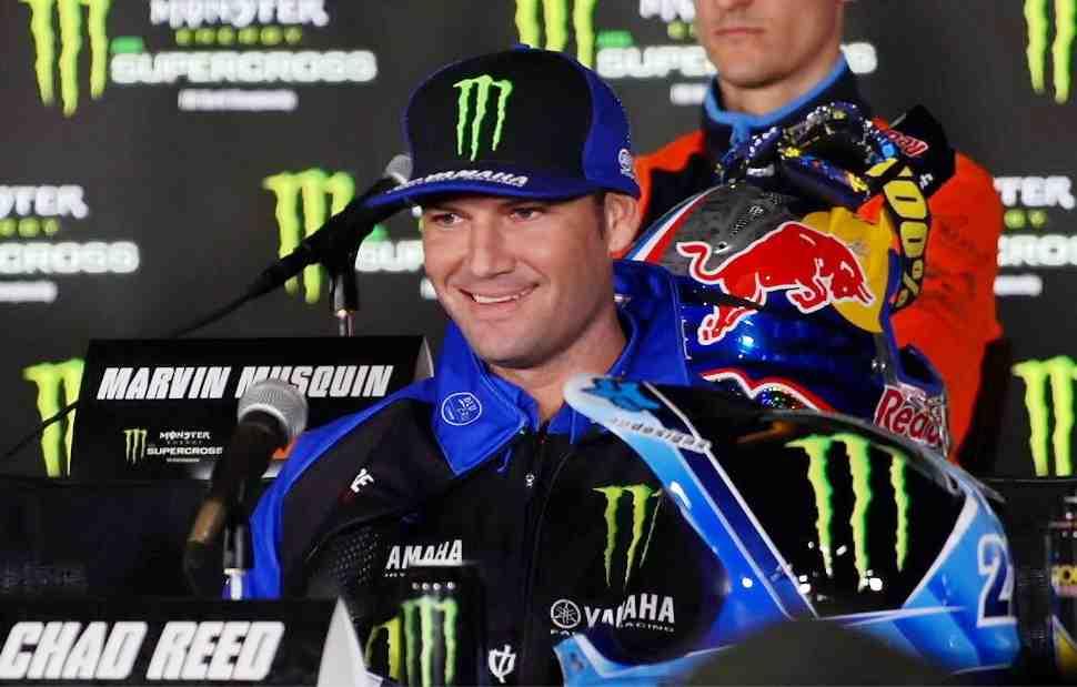 Чад Рид заявил о завершении карьеры в AMA Supercross и планах перехода в автогонки