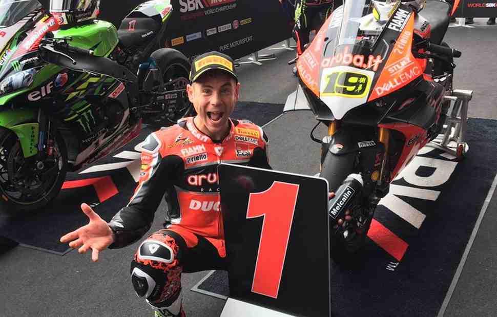 WSBK ThaiWorldSBK: ���� ������ �������� �� �������� Ducati �������� 4-� ������ ������