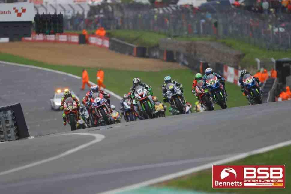 British Superbike стал еще интересней: 4 гонки - 3 разных победителя
