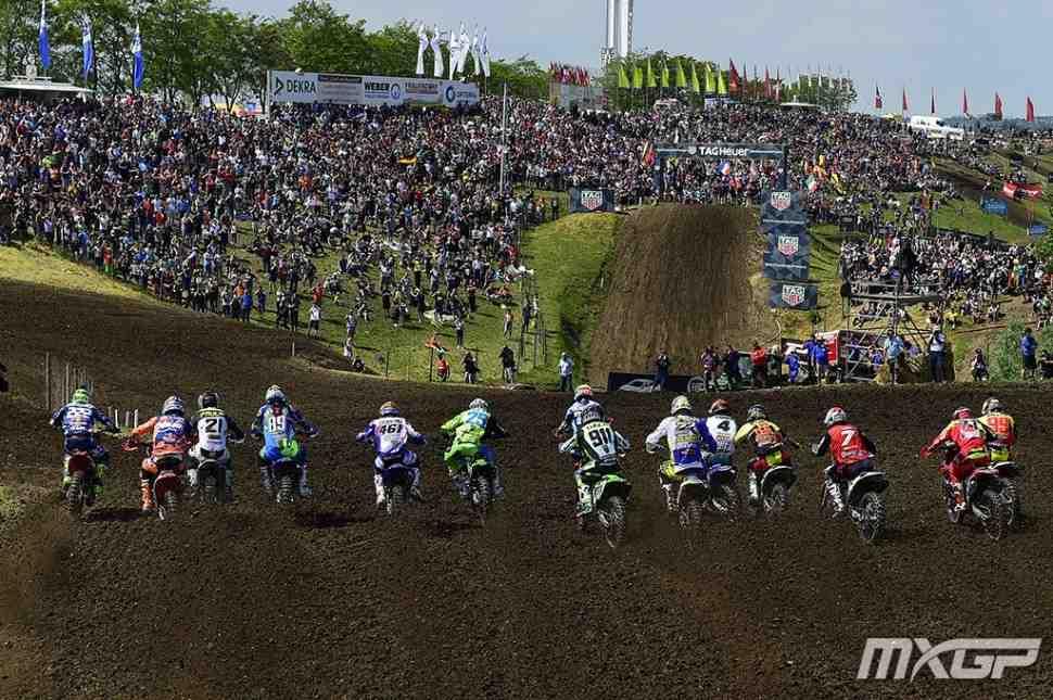 Мотокросс MXGP/MX2: расписание и онлайн хронометраж Гран-При Германии, Тойченталь