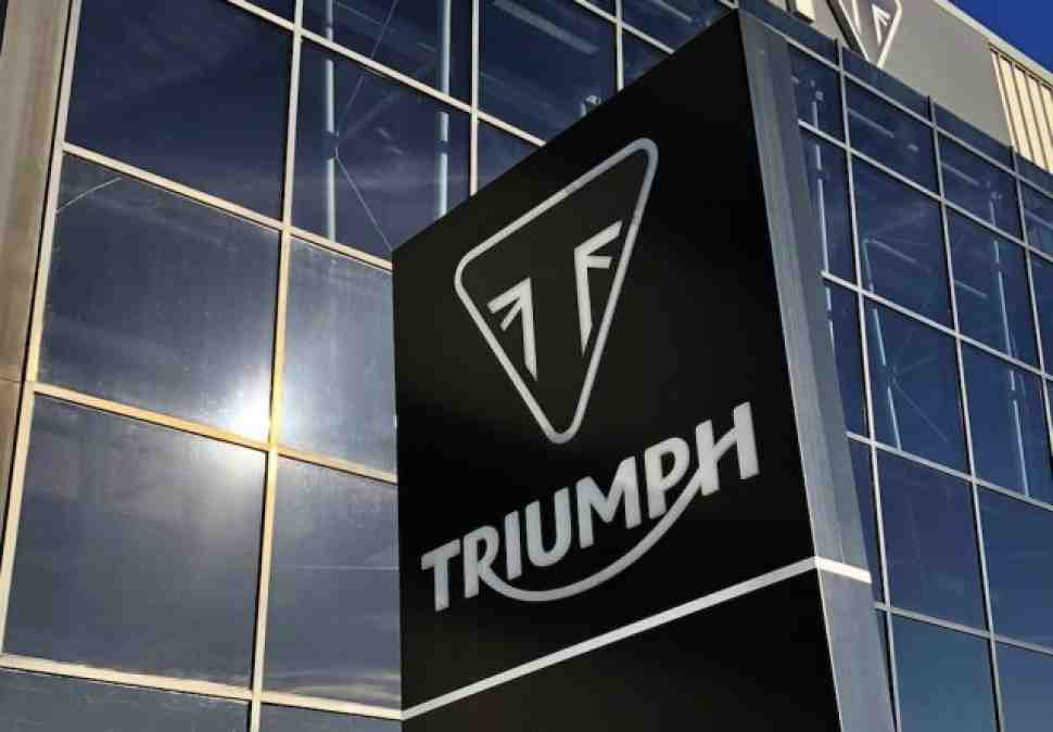 Triumph � ������������ � ������������� ������� � Integral Powertrain ������� ���� ���������������