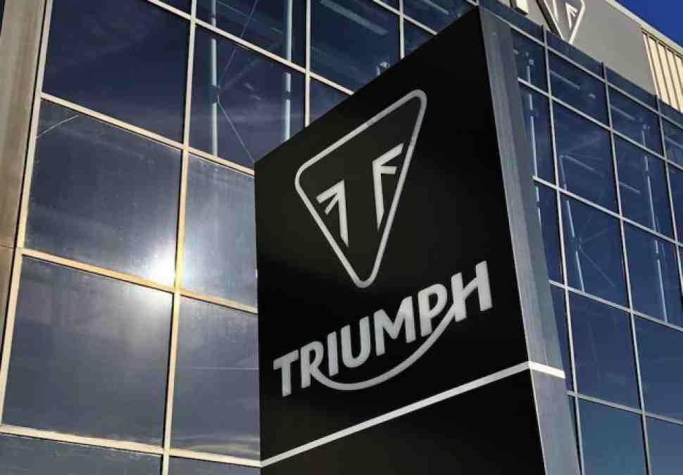 Triumph в коллаборации с университетом Уорвика и Integral Powertrain создает свой электромотоцикл