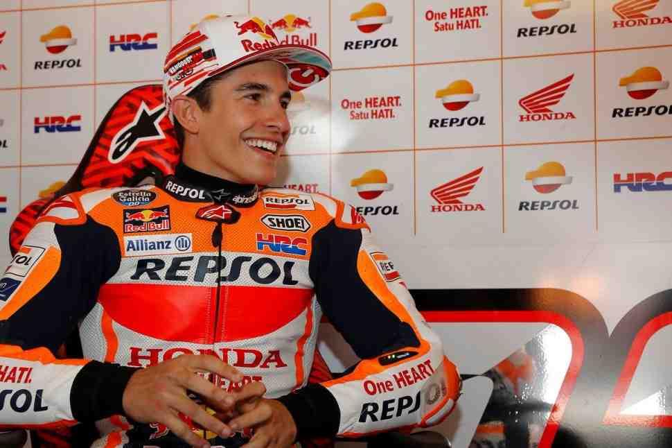 MotoGP: Марк Маркес - Нужно сохранять благоразумие, ибо у Ducati есть что-то в запасе