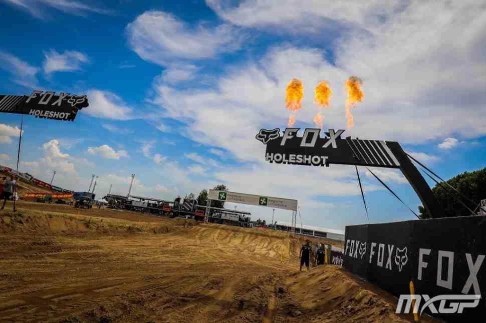 Мотокросс: результаты квалификации Гран-При Ломбардии MXGP/MX2