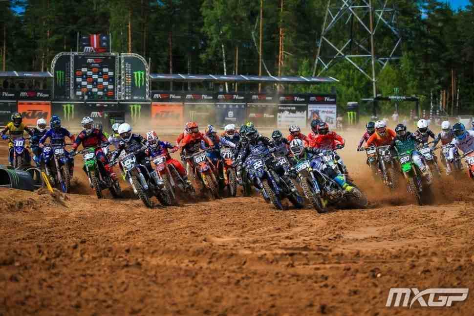 Мотокросс: 5-й этап чемпионата Европы EMX250 - три претендента на титул