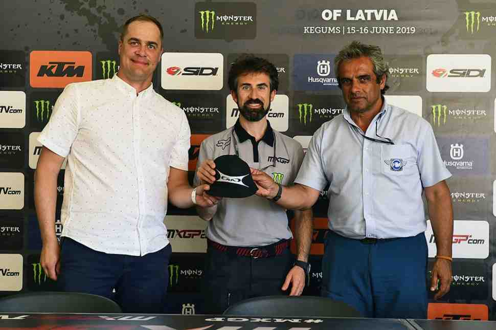 Мотокросс MXGP: Гран-При Финляндии 2020 пройдет на KymiRing