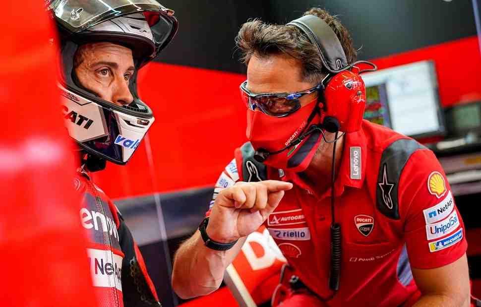 MotoGP - SpanishGP: В Ducati пока не поняли, как правильно использовать новые Michelin