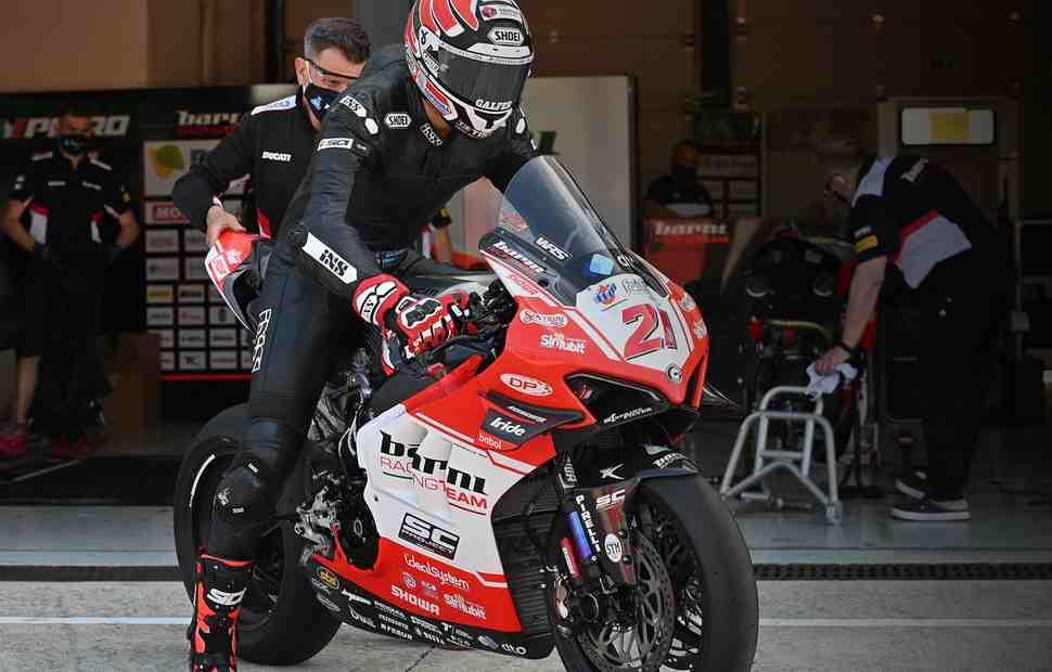 WSBK: ���� ����� �������� Barni Racing Team - ����� ��������, �� ��� ��� ������?