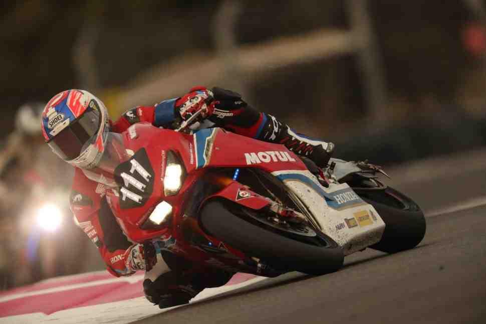 EWC: Honda Endurance Racing возглавила гонку Bol d′Or после аварии SERT