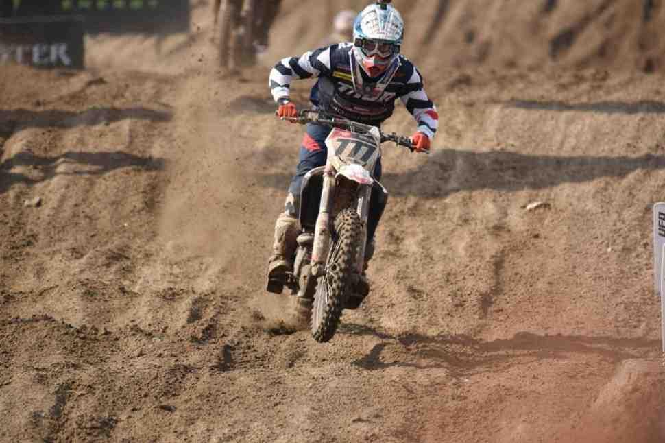 Мотокросс: Гран-При Нидерландов MXGP - подробности из Ассена