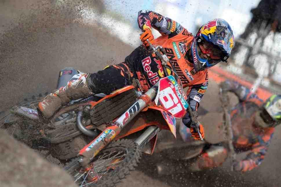 Мотокросс MX2: Хорхе Прадо - абсолютная победа в Гран-При Нидерландов, результаты