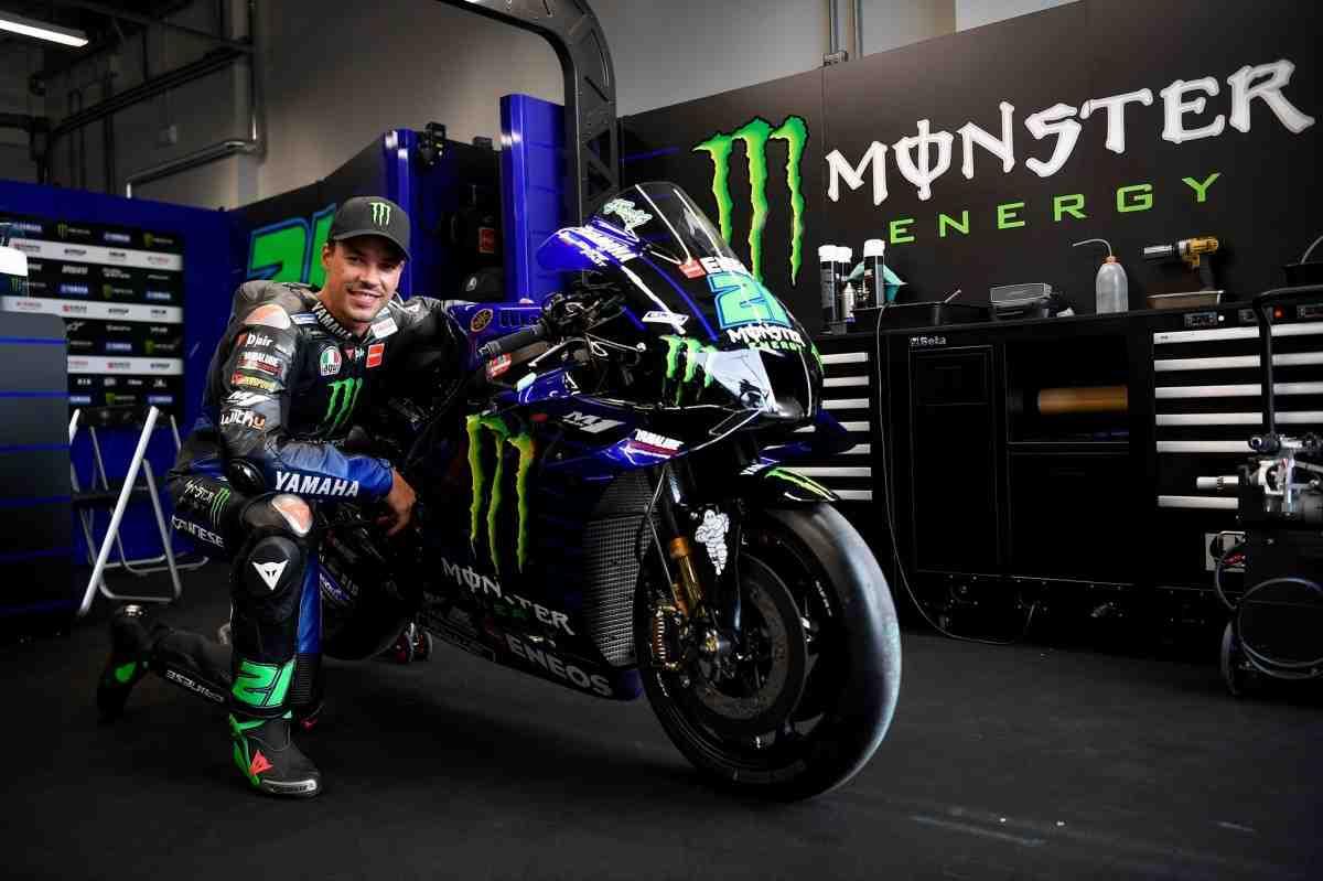 Франко Морбиделли получил 2-летний контракт с Monster Energy Yamaha MotoGP
