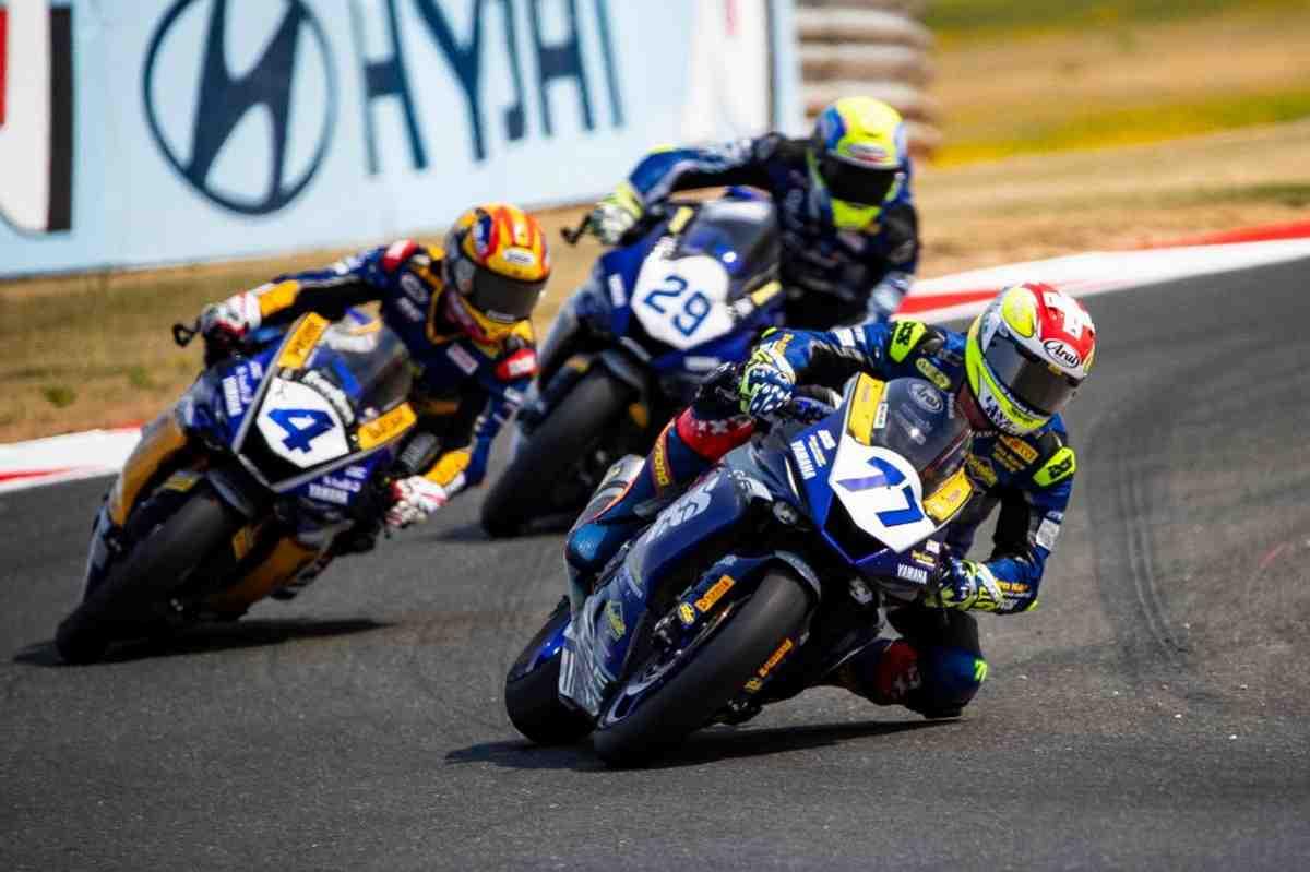 Yamaha ����������� � �������������� ������ World Supersport 2022, FIM ������������ �������