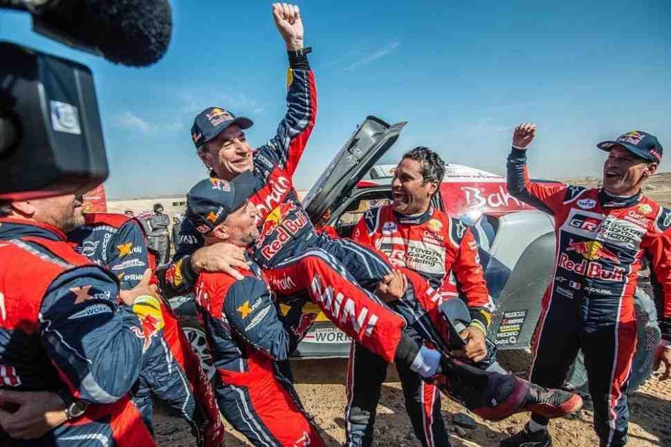 Результаты ралли-марафона Дакар 2020: Карлос Сайнс выигрывает гонку в категории CAR