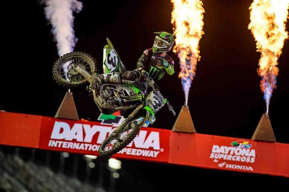 AMA Supercross: Полное видео 10го этапа DAYTONA 2019 - 450SX