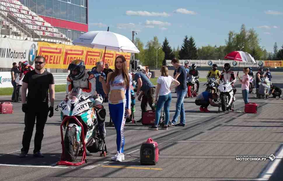 Расписание трек-дней и 2 этапа Чемпионата Московской области 21-22 мая на Moscow Raceway