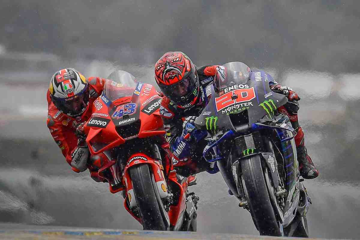 MotoGP: Французский эпик и возвращение shoey
