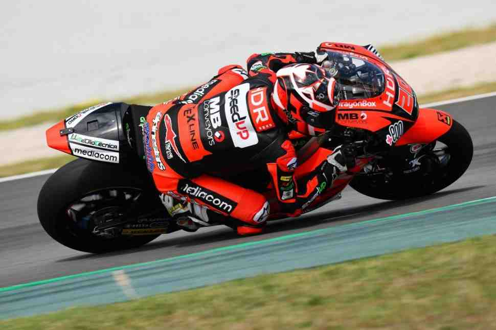 Итоги CatalanGP Moto2: Фабио Куартараро принес убедительную победу SpeedUp