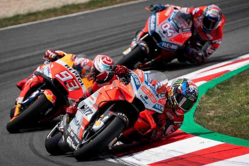 MotoGP: Лоренцо точно не виноват в падении Андреа Довициозо?
