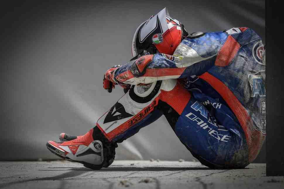 MotoGP: Гран-При Каталонии - лидер сезона по авариям