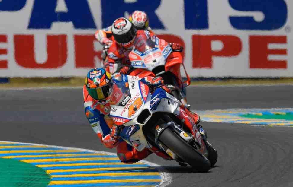 MotoGP: Официально - Джек Миллер стал 3-м заводским пилотом Ducati