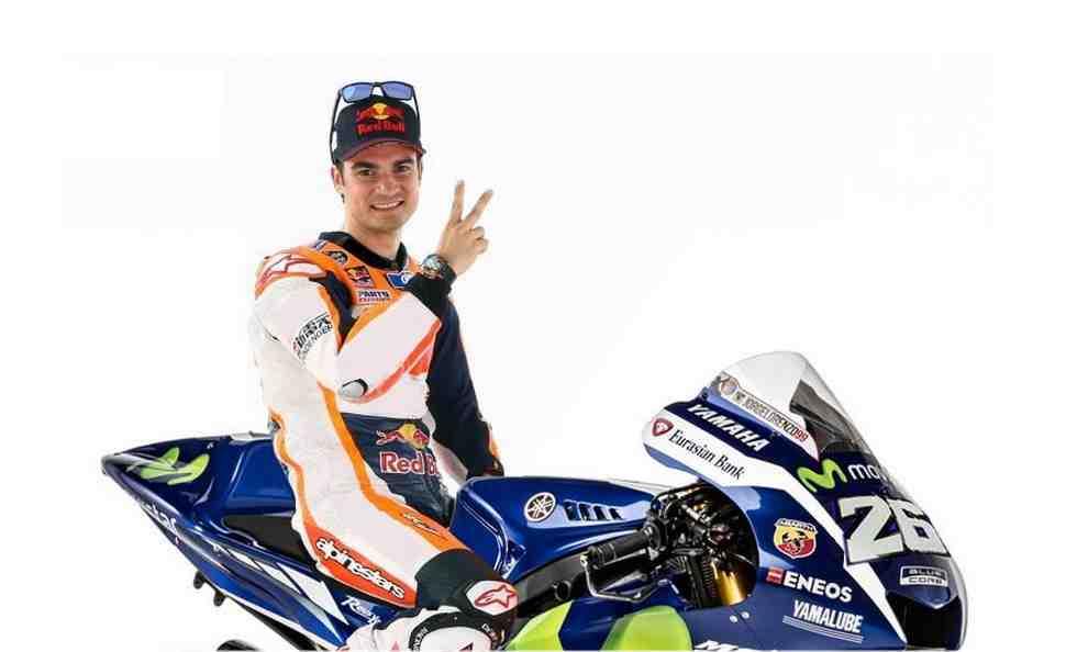 MotoGP: Yamaha не прочь приютить Дани Педросу