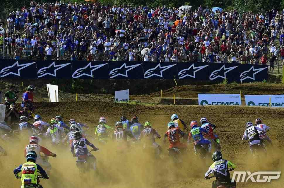 Мотокросс: видео 11 этапа чемпионата Мира - MXGP Lombardia