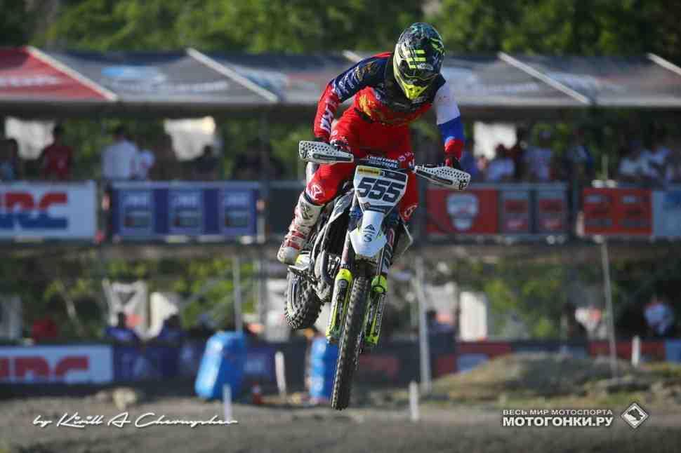 Мотокросс: Артем Гурьев старается восстановиться до Гран-При Германии MXGP