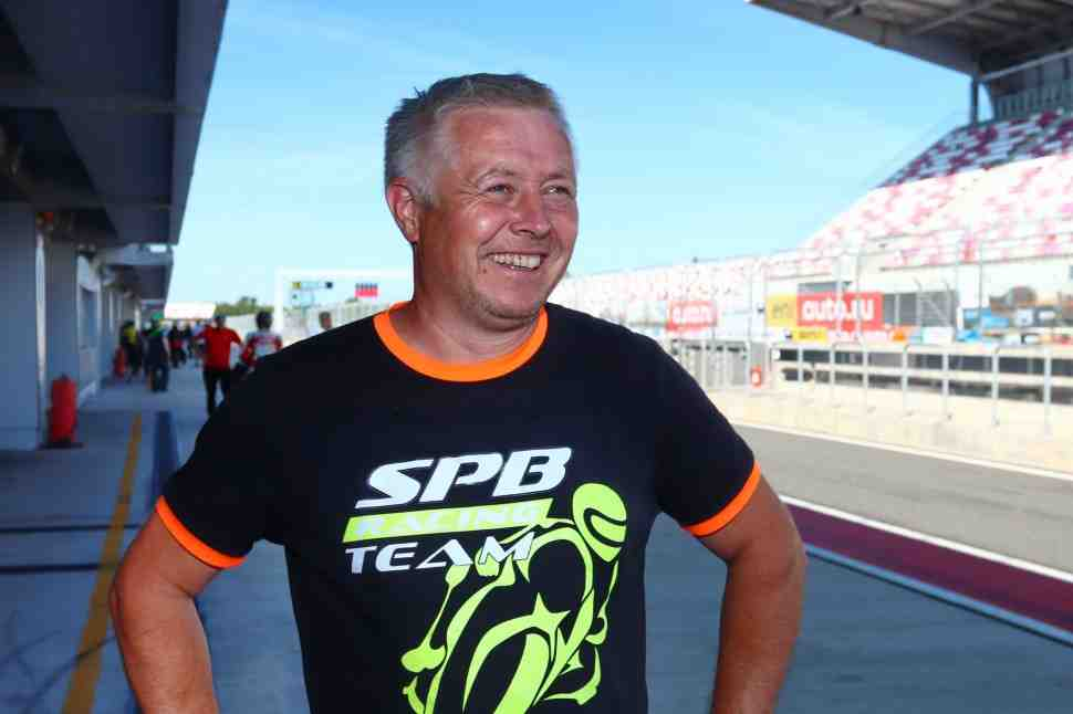 Финал RSBK, Moscow Raceway: SPB Racing Team - готовность №1