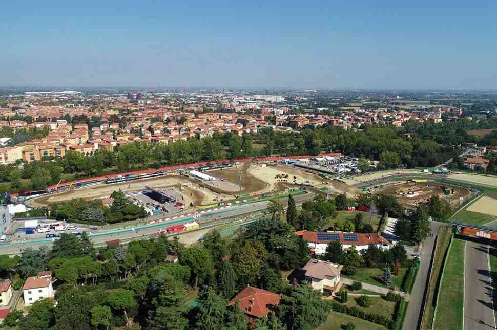 Мотокросс MXGP: Гран-При Италии в Имоле расписание и онлайн хронометраж